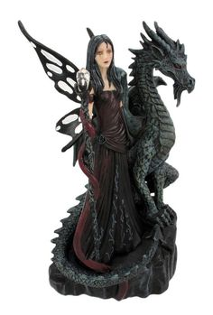 gothic fairy sculpture - Google Search