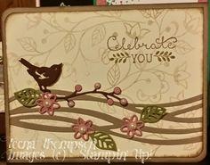 Flourishing Phrases Birds & Blooms