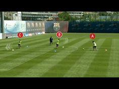 barcelona 2 balls 4 people - YouTube