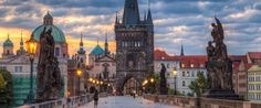 Proof That Prague Is Europe's Prettiest City