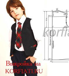 Белая классическая рубашка должна быть в гардеробе у юного джентльмена. Руководство к моделированию - выкройка рубашки для мальчика - шьем самостоятельно