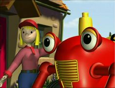Farm Tractor Tom, Tractors, Toms, Fictional Characters, Fantasy Characters