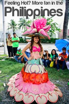 More fan in the Philippines! Philippines Tourism, Philippines Culture, Tourism Department, Pinoy, Places Around The World, Filipino, Photo Credit, More Fun, Fan