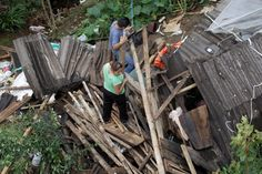 Evalúa Cruz Roja daños en el municipio de Chicauaxtla en Puebla tras paso de 'Earl' - Noticias MVS