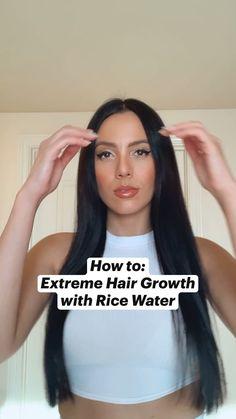 Pelo Natural, Natural Hair Care, Natural Hair Styles, Long Hair Styles, Thin Hair Styles For Women, Homemade Hair Treatments, Diy Hair Treatment, Hair Tips Video, Hair Color For Black Hair