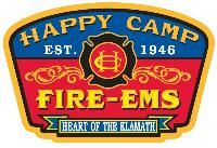 Happy Camp Fire Protection District Logo