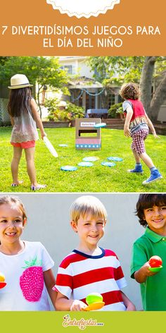 ¿A qué pequeño no le encanta jugar? Pues bien, qué tal preparar un repertorio de creativas actividades para divertir a los consentidos de la casa durante la celebración del día del niño, y obsequiarles momentos especiales cargados de entretenimiento y risas.