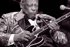 Riley B. King (September 16, 1925 – May 14, 2015), known by his stage name B.B. King, was an American blues singer, songwriter and guitarist. Rolling Stone magazine ranked him at No. 6 on its 2011 list of the 100 greatest guitarists of all time.