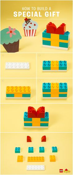 Add these cute LEGO Duplo builds to your holiday repertoire! Some chilly snowmen to set the mood if you're suffering from a Texan winter… A Christmas tree to help deck the h… Lego Duplo, Lego Design, Lego Ornaments, Lego Therapy, Lego Activities, Lego Craft, Lego For Kids, Lego Blocks, Lego Storage
