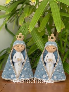 Angel Crochet Pattern Free, Free Pattern, Crochet Patterns, Santa, Instagram, Christmas Ornaments, Holiday Decor, Videos, Baby