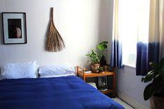 DIY Dip Dyed Curtains – Keenie / DIY