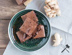 [Family Sunday] Schokoladen Ingwer Brownies | Law of Baking
