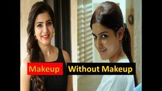 Top  Tamil Actress With And Without Makeup