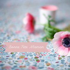"""Carte postale """"Bonne Fête Maman"""""""