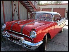 1955 Pontiac Star Chief.Re-pin brought to you by agents of #carinsurance at #houseofinsurance in Eugene, Oregon