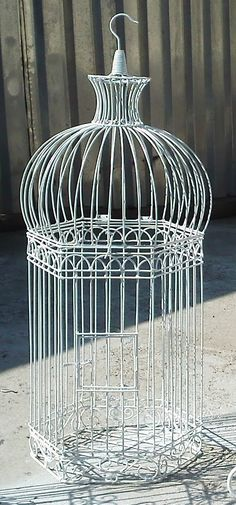 How to make a birdcage