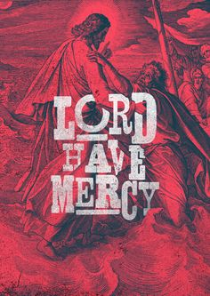 "Lord Have Mercy - inspired by the song by Brady Toops From the album ""Brady Toops"" by Brady Toops ""When I falter, when I fail, Lord have mercy"" * * * View the original Worship. Jesus Drawings, Church Poster Ideas, Jesus Graphic, Church Poster, Vintage Illustration Art, Graphic Design Inspiration, Catholic Art, Jesus Wallpaper, Christian Designs"