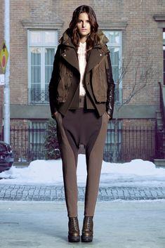 Givenchy Pre-Fall 2011 by Riccardo Tisci