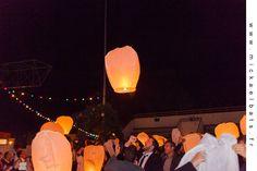 wedding planner lanternes mariage