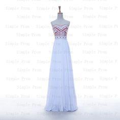 Custom A-line Sweetheart Floor-length Sleeveless Chiffon Beading Fashion Prom Dress Bridesmaid Dress Formal Evening Dress Party Dress 2013