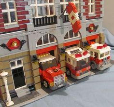 fire station - Google Search