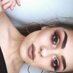 """Lime Crime on Instagram: """"FAN FRIDAY! @aniserux_mua wearing #Venus on eyes and 'Buffy' on lips. (Check out her page for full details) Want a chance to be featured? Just tag #limecrime!"""""""