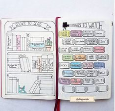 Here are 25 bullet journal spread ideas for April you must try! Use your bullet journal to increase your productivity, habit trackers or budget trackers! Bullet Journal Inspo, Bullet Journal Reading List, Creating A Bullet Journal, Bullet Journal Tracker, Bullet Journal Notebook, Bullet Journal Spread, Bullet Journal Layout, Book Journal, Bullet Journal Vacation