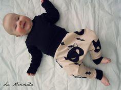 Vauvan helpot haaremihousut (+kaava)