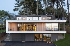 House in Crozon by Agence d'arch Pierre-Yves Le Goaziou