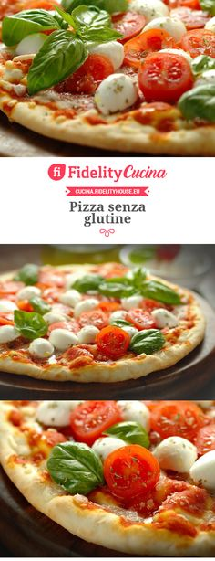 Gluten-free pizza – About Healthy Desserts Pizza Sans Gluten, Gluten Free Pizza, Gluten Free Recipes, Pizza Recipes, Raw Food Recipes, Italian Recipes, Healthy Recipes, Sem Lactose, Brunch