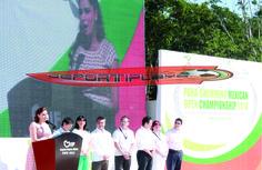 Se lleva a cabo la Inauguraci�n oficial del Abierto Internacional mexicano de Para-nataci�n 2014