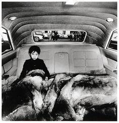 Fabulous Fur Friday- Guy Bourdin