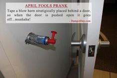 April Fools Day Prank Ideas - 30 Pics
