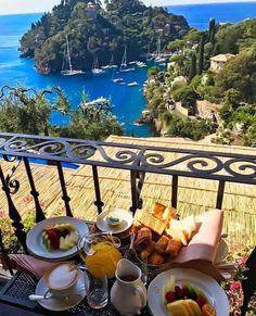 Bunch in Portofino, Italy. .