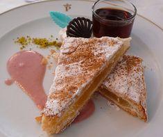 El pastel cordobés, o manolete, es una delicia que podremos probar en la ciudad andaluza de Córdoba