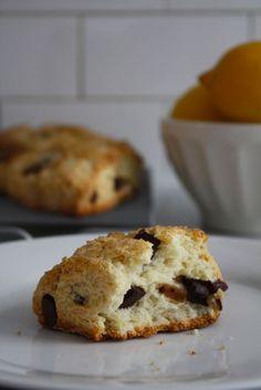 Skinny Chocolate Chip Buttermilk Scones - 5pp each | Food - Dinners ...