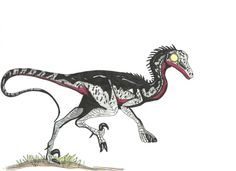Troodon as seen in Jurassic Park the game.