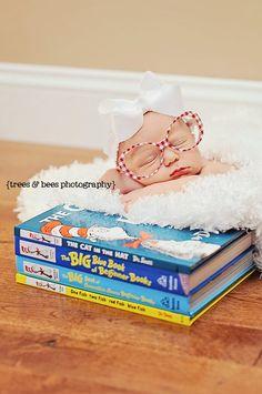 studious baby