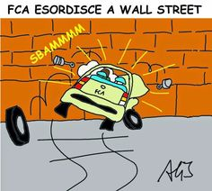 Debutto a Wall Street