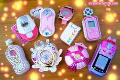 Glitter Force Toys, Smile Pretty Cure, Jojo Bows, Mermaid Melody, Nana Gifts, Gekkan Shoujo, Anime Figurines, Kaichou Wa Maid Sama, Girl Inspiration