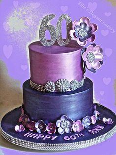 purple 60th