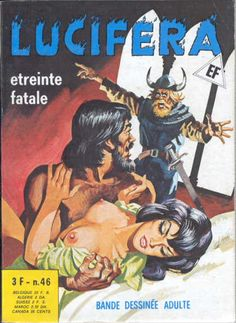 etreinte fatale Lucifera 46 Juin 1976