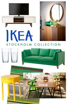 Ikea_stockholm collection