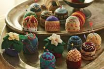 DIY Pincushion Patterns: Make Pretty Bottle Cap Pincushions