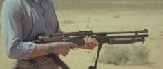 enfield with mossberg