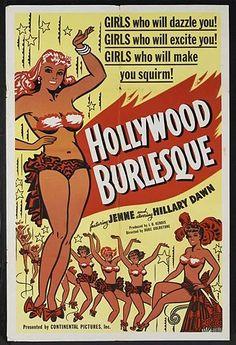 20 cartazes de filmes B dos anos 1940 | designices