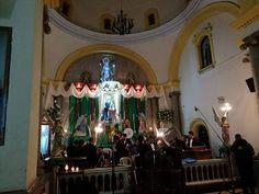 #Ahora Preparativos previos al 5to Concierto de Marchas Fúnebres dedicado a Jesús Nazareno y Virgen De Dolores del Templo de San Juan de Dios Quetzaltenango.