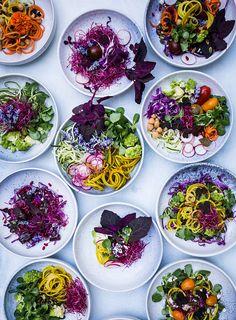 salad - no recipes, just GORGEOUS!!!!!