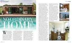 As seen in Vue NJ magazine Modern Barn, Magazine, Outdoor Decor, Design, Home Decor, Homemade Home Decor, Magazines, Interior Design