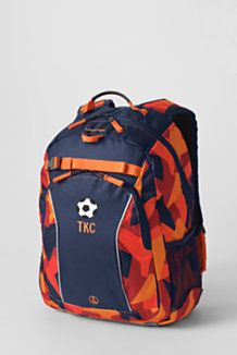Boys Little Kid (size 4-7) Backpacks & Lunch Boxes from Lands' End
